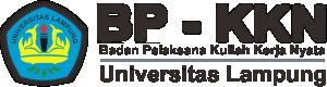 BP-KKN Universitas Lampung Logo